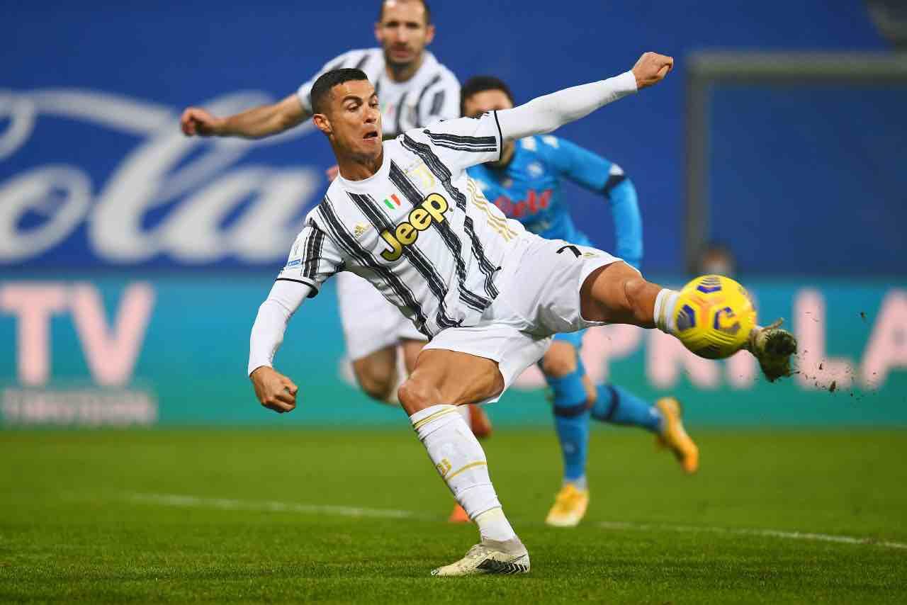 Juventus Chiellini Ronaldo Gattuso intervista esclusivo Amoruso