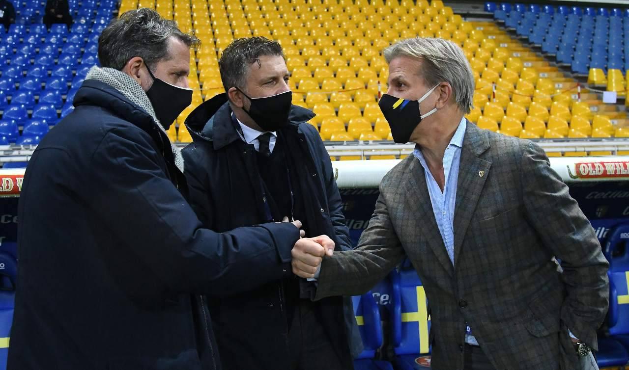Calciomercato Juventus, futuro Paratici | Suggestione in Serie A