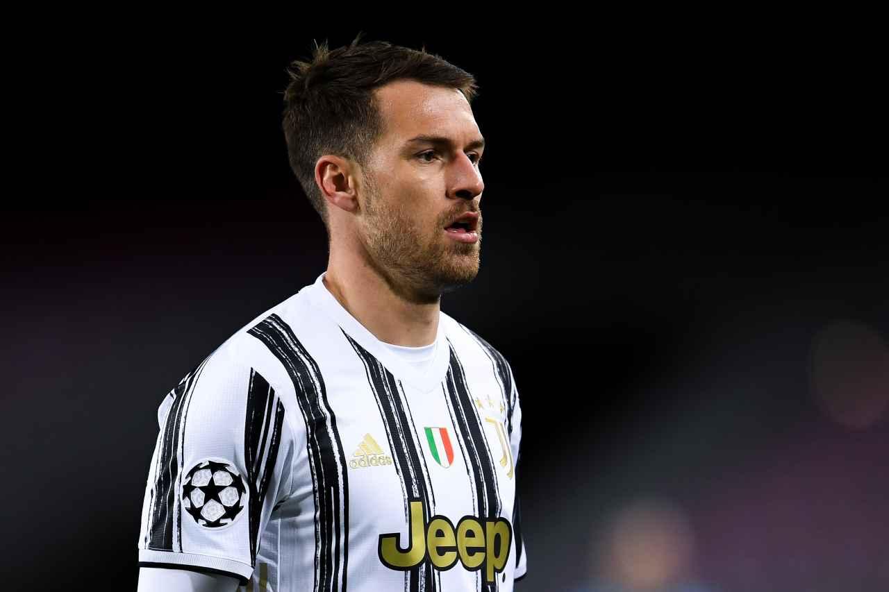 Juventus Locatelli Pogba Van de Beek Jorginho Rabiot Ramsey Bentancur