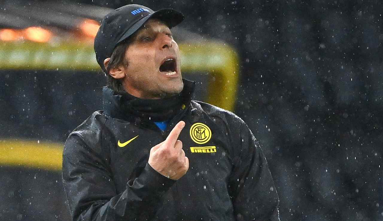 Antonio Conte calciomercato Tottenham