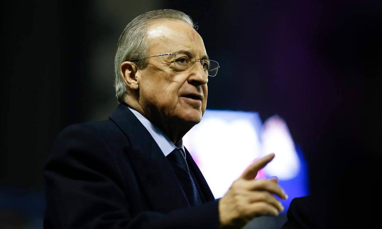 Florentino Perez Superlega