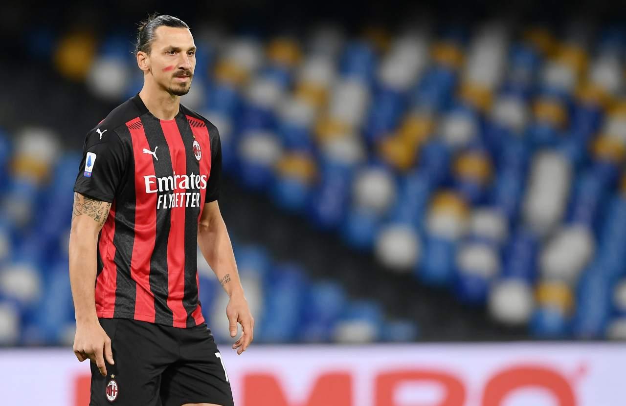 "Milan, Ibrahimovic a Sanremo | ""Tornerà solo mercoledì per l'Udinese"""