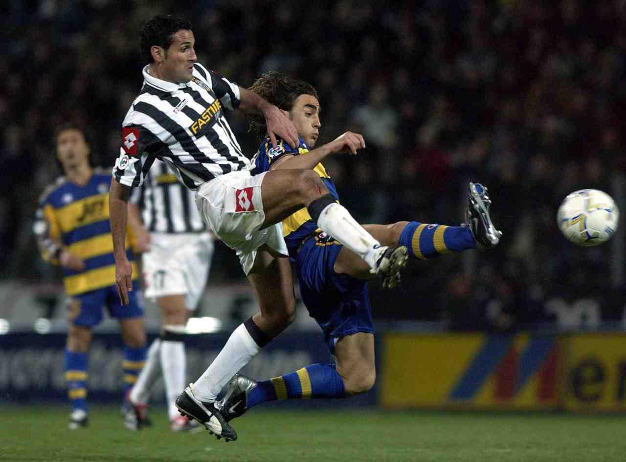 Juventus Ronaldo Chiellini Gattuso intervista esclusivo Amoruso