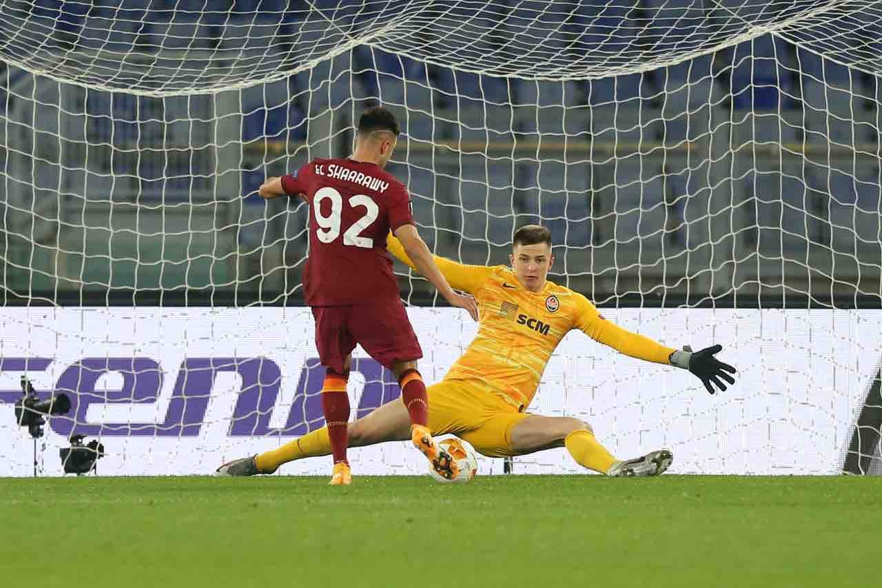 El Shaarawy Roma calciomercato