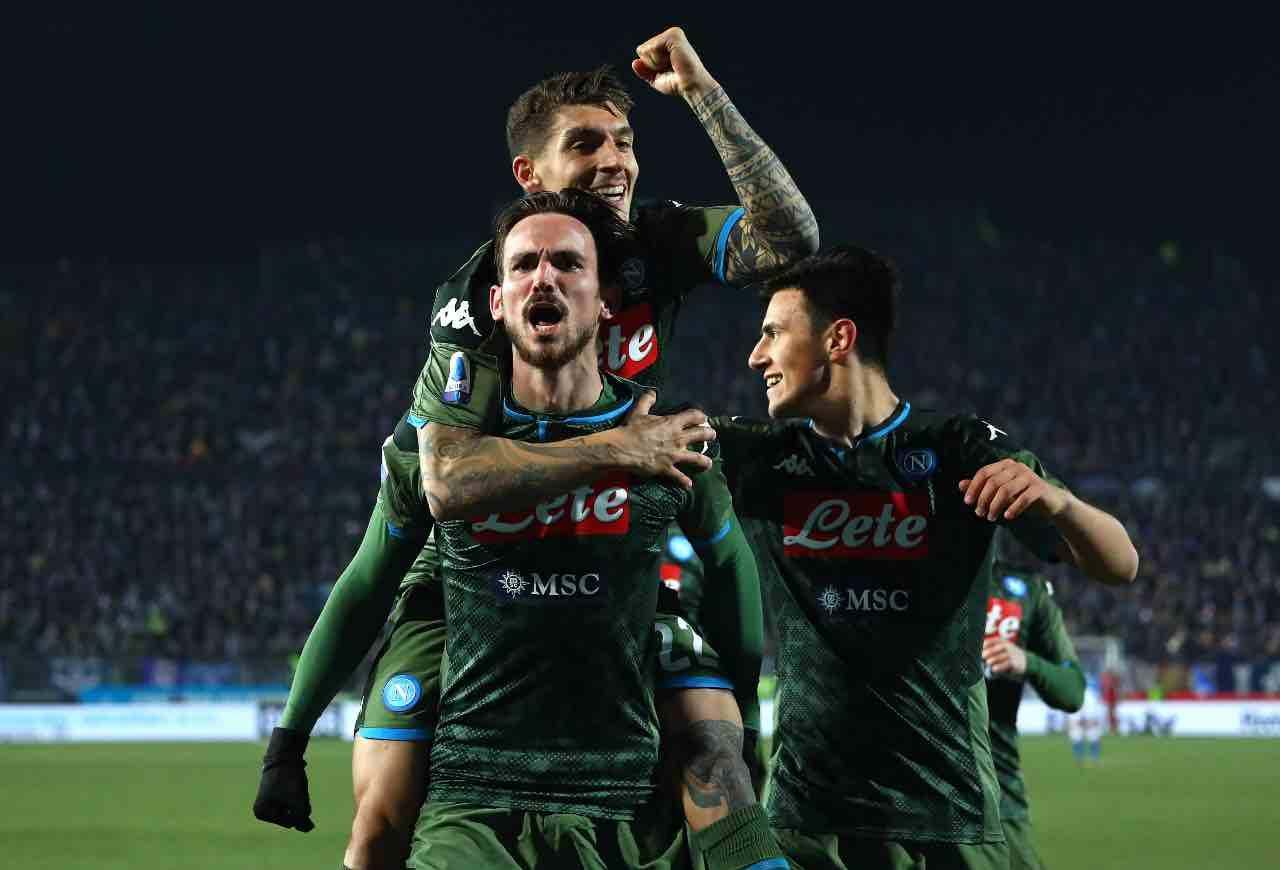 Fabian Ruiz calciomercato Napoli
