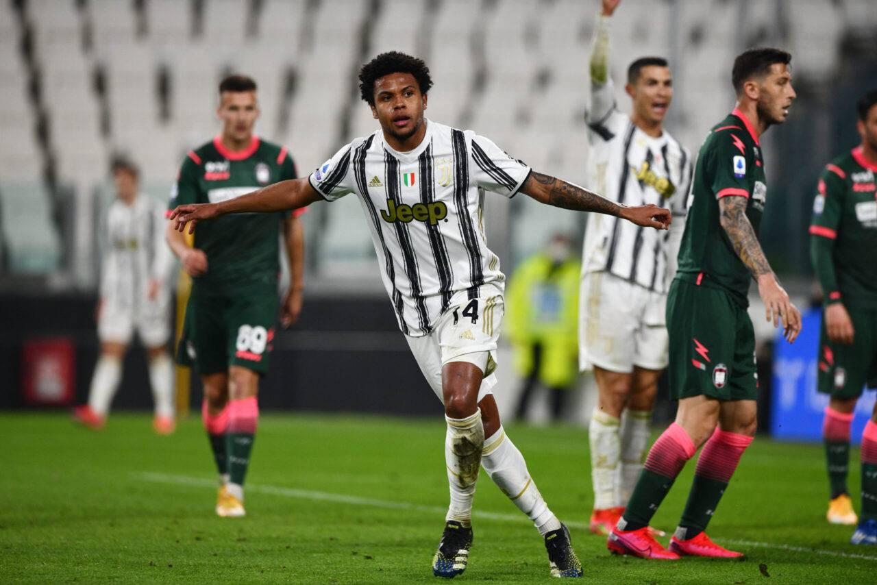 McKennie Juventus