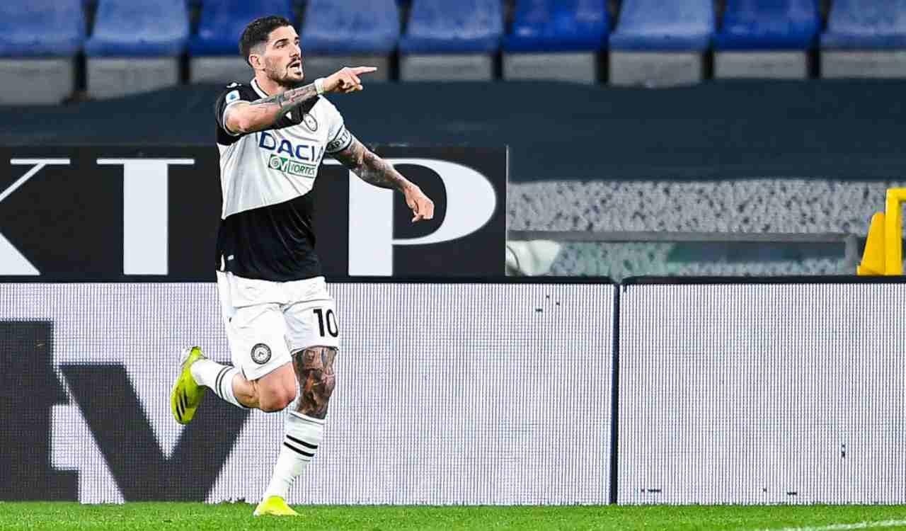 De Paul calciomercato Milan