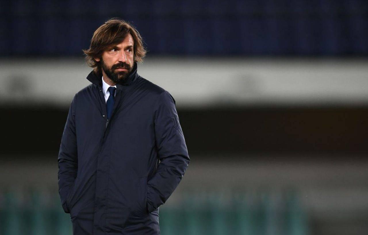 Juventus, Pirlo: confronto con Sarri e Allegri impietoso | Punti e classifica
