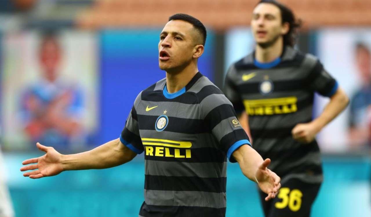 Calciomercato Inter, Aguero gratis | Sanchez 'finanzia' il colpo
