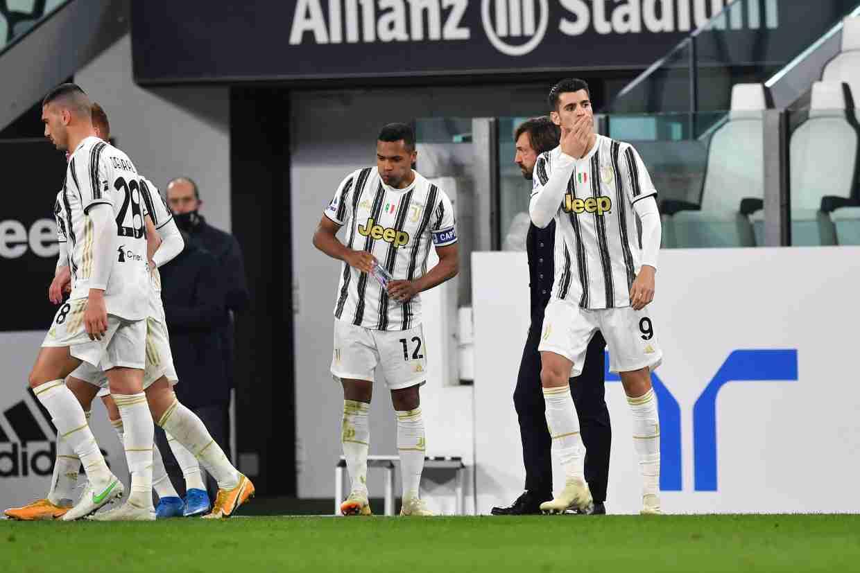 Morata Juventus Spezia