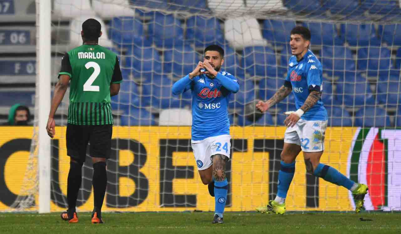 Napoli Gattuso Fiorentina Insigne Juventus Pirlo