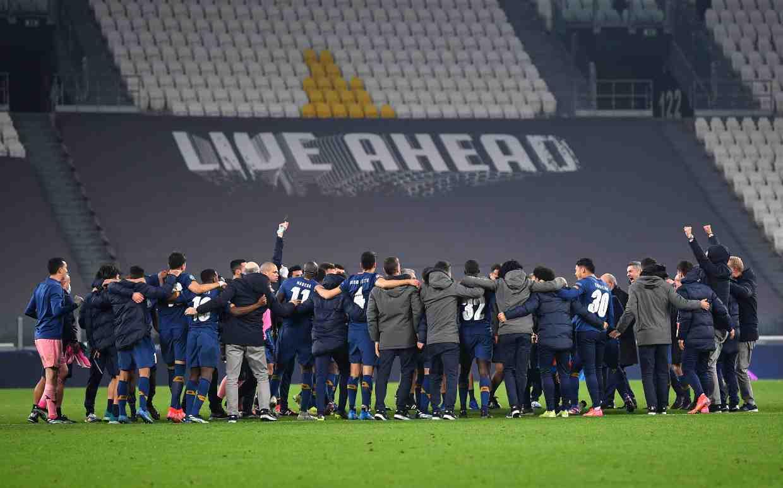 Juventus Porto Champions League