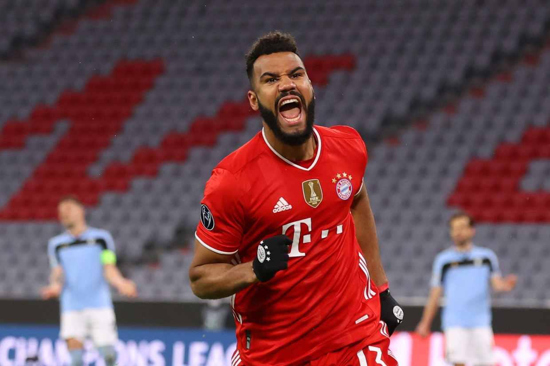 Maxim Choupo-Moting Bayern Monaco Lazio
