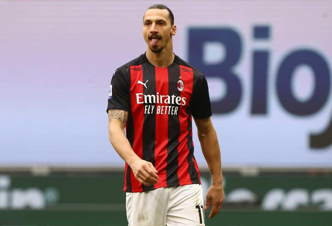 Milan, infortuni per Ibrahimovic e Calhanoglu | Gli aggiornamenti