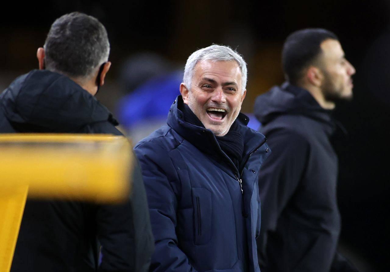 Mourinho Calciomercato Roma Serie A Allegri Sarri