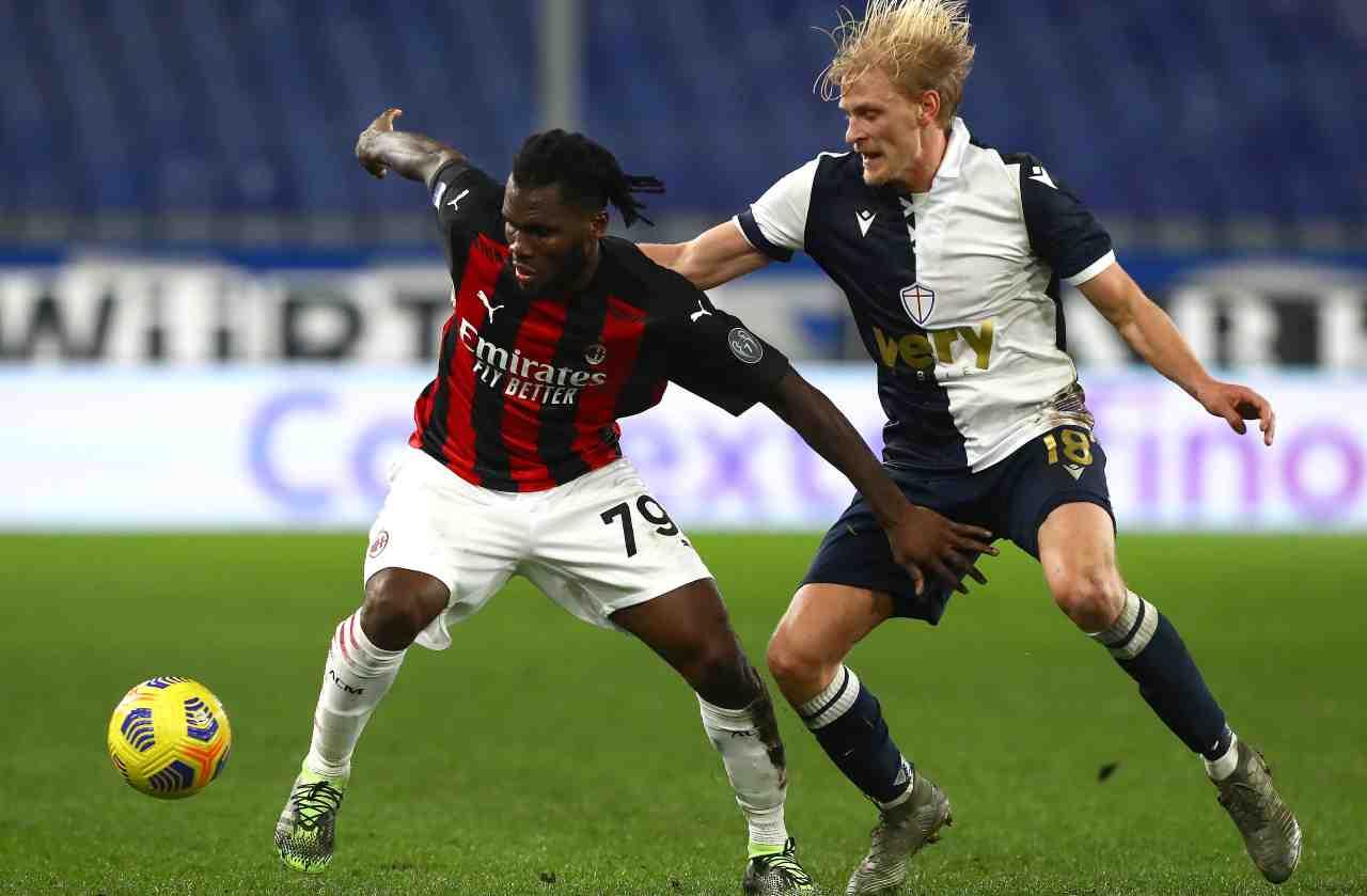 Calciomercato Milan, il Real Madrid piomba su Kessié | Maxi scambio