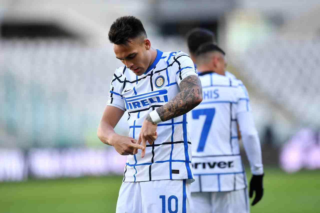 Serie A, Inter ok con gran gol di Lautaro Martinez. Perde la Roma