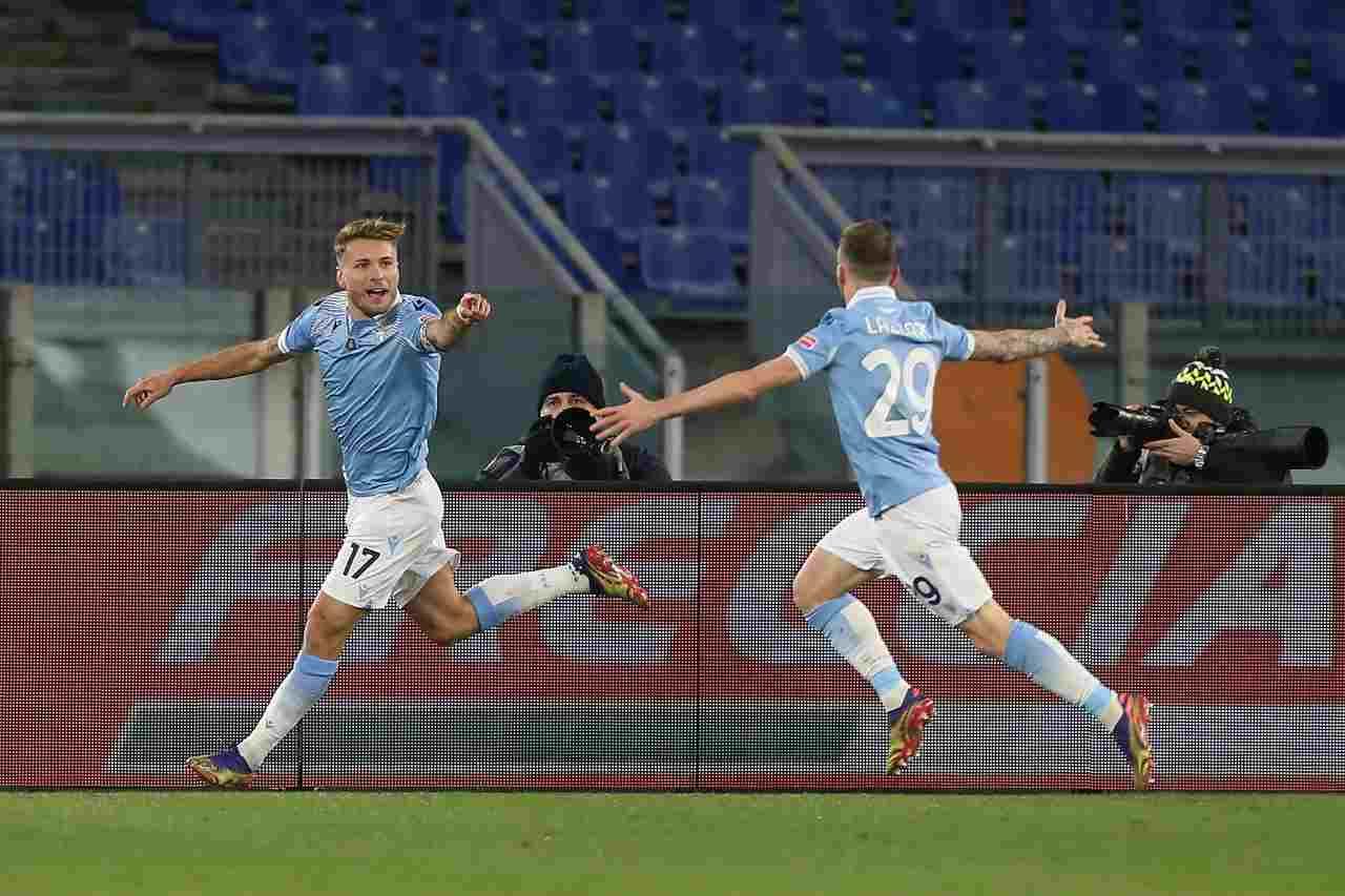 Juventus-Lazio, Lazzari in forte dubbio | Oggi gli esami