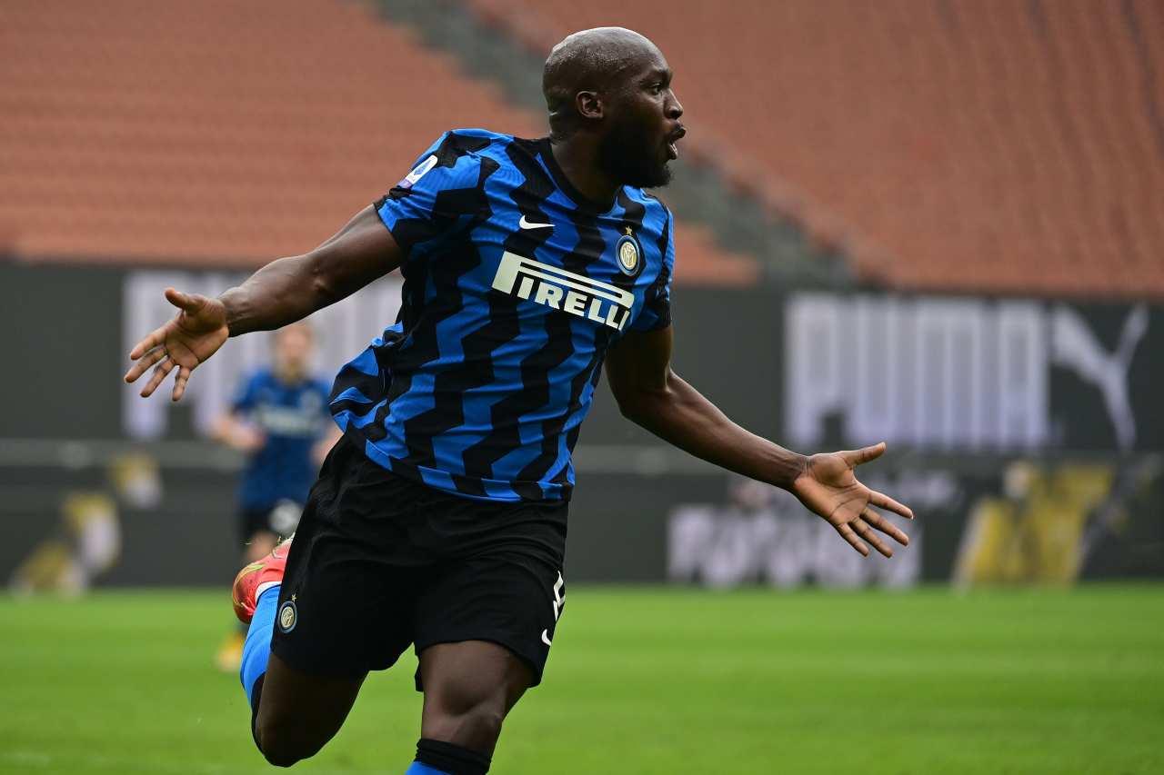 Inter Fiorentina Vlahovic Lukaku Sensi Lazaro
