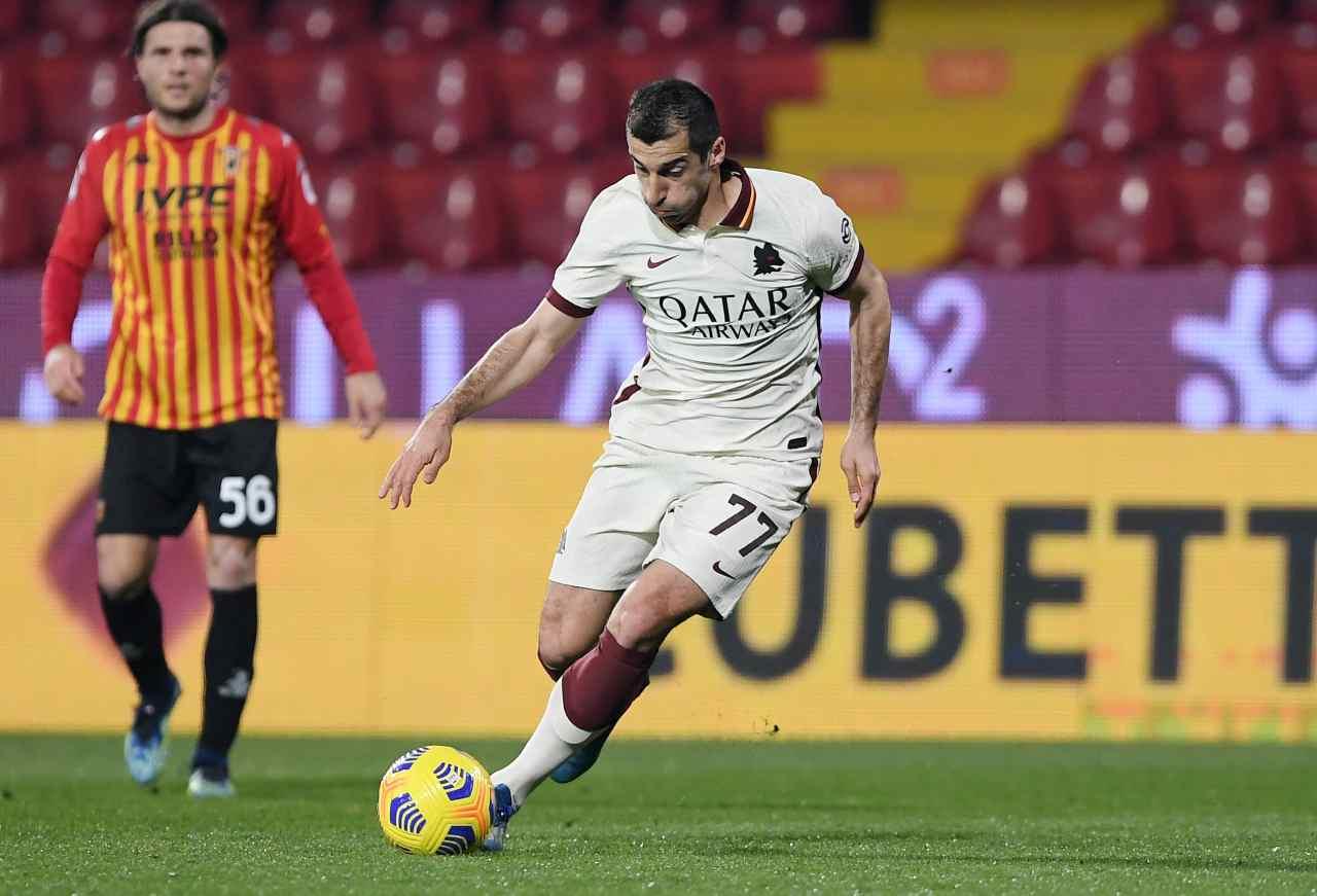 Calciomercato Juventus, Mkhitaryan a zero | Lo scenario