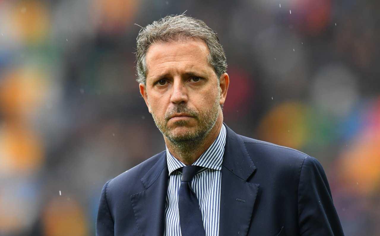 Calciomercato, l'apertura di Campos | Parole al miele per la Serie A