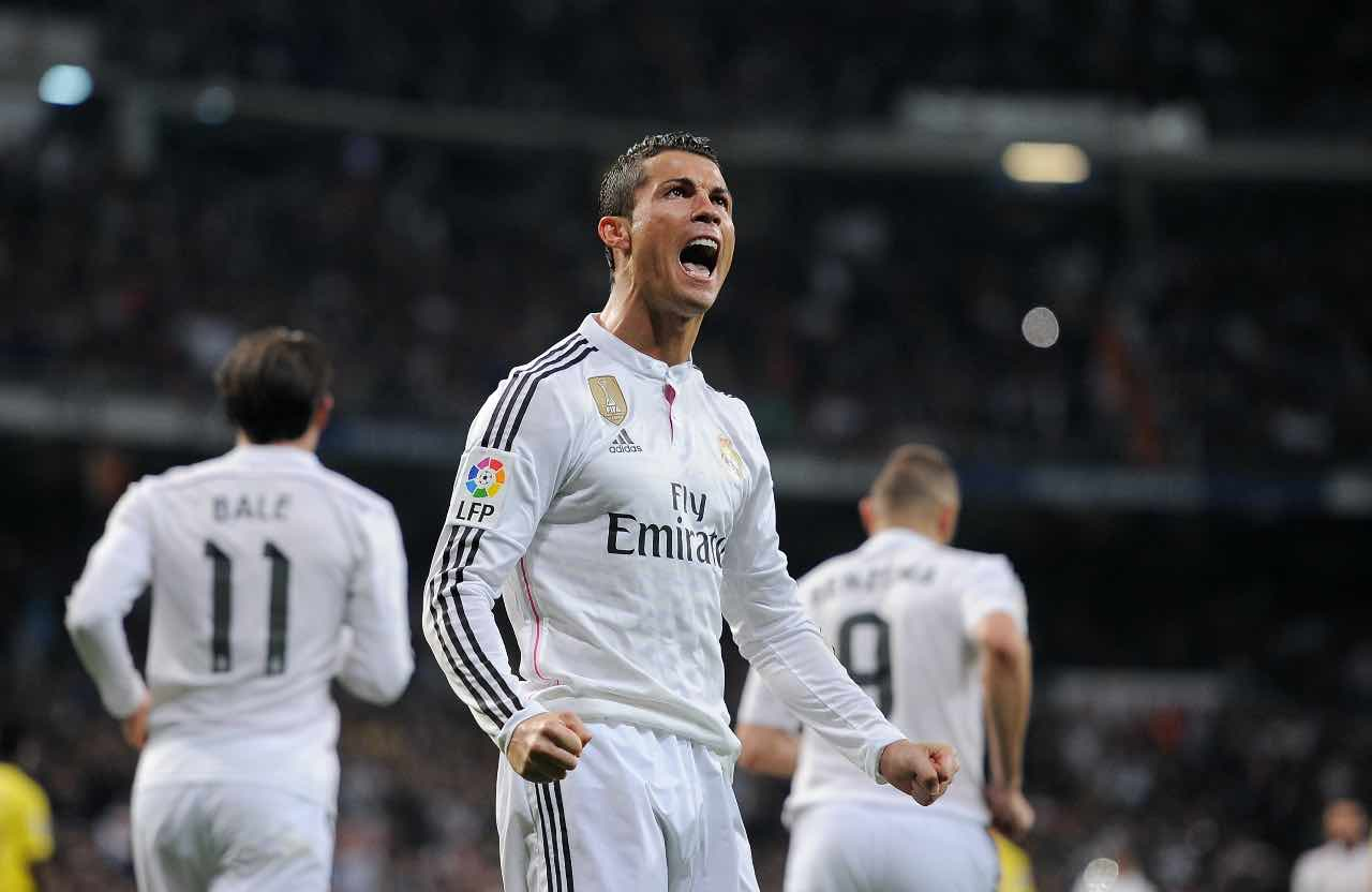 Cristiano Ronaldo calciomercato Real Madrid