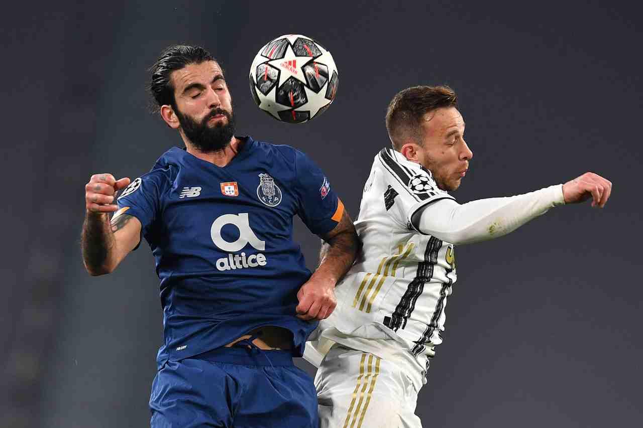 Calciomercato, Juventus su Sergio Oliveira   Cifre e dettagli