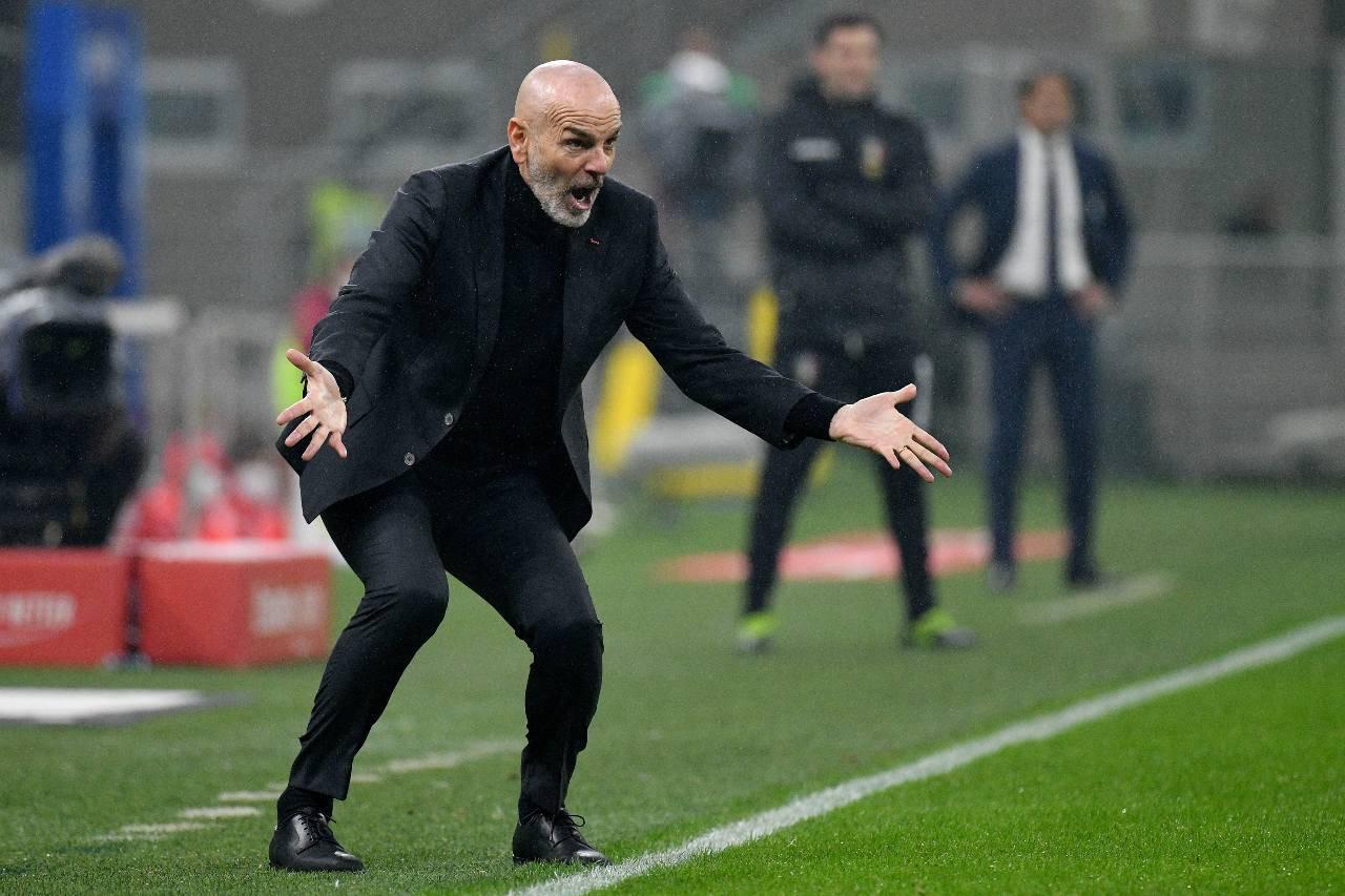 Stefano Pioli calciomercato Milan