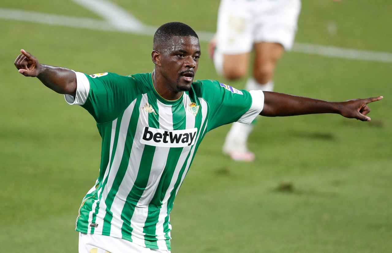 Inter Vidal Real Betis William Carvalho