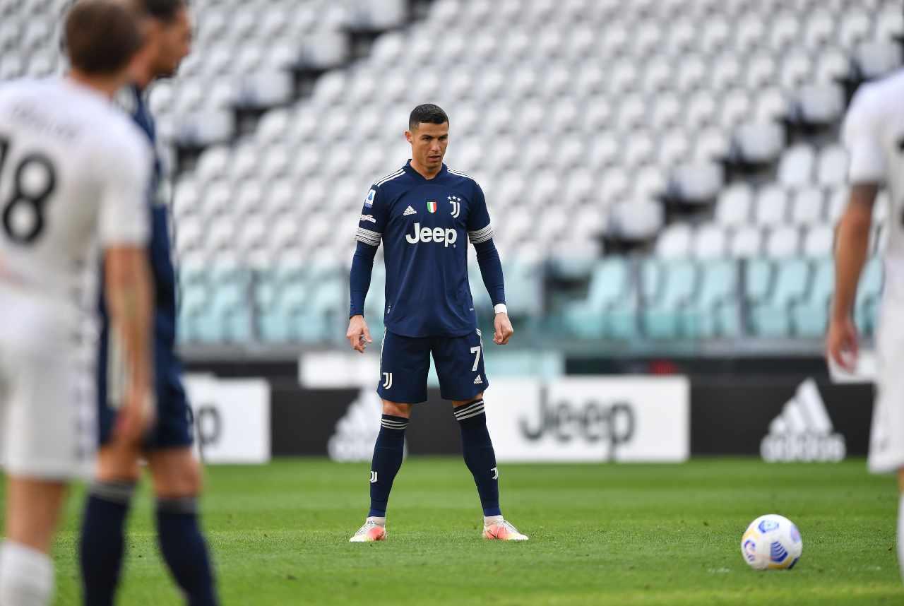 Calciomercato Juventus, Ronaldo firma per un anno | Le cifre