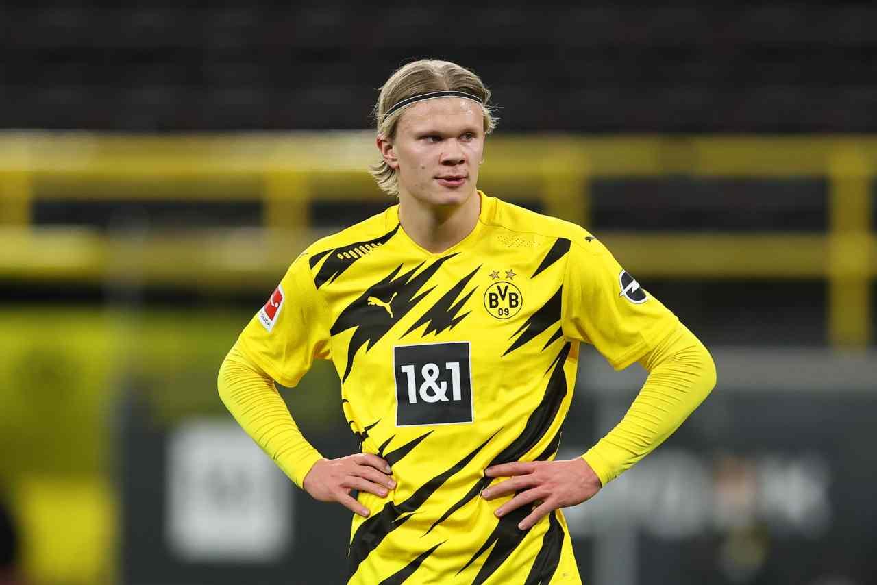 Inter Real Madrid Haaland Borussia Dortmund Isco Lukaku