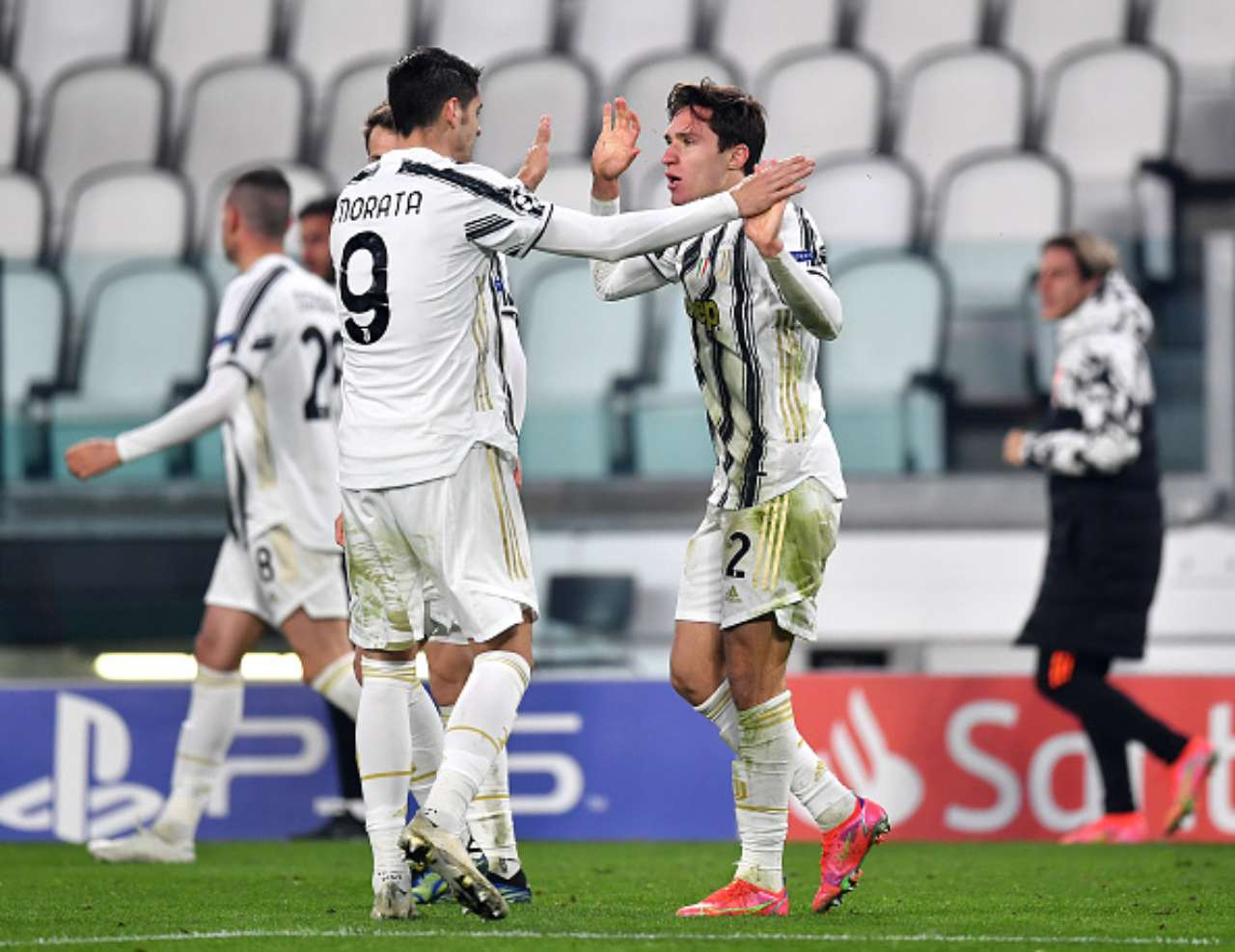 Morata calciomercato Juventus