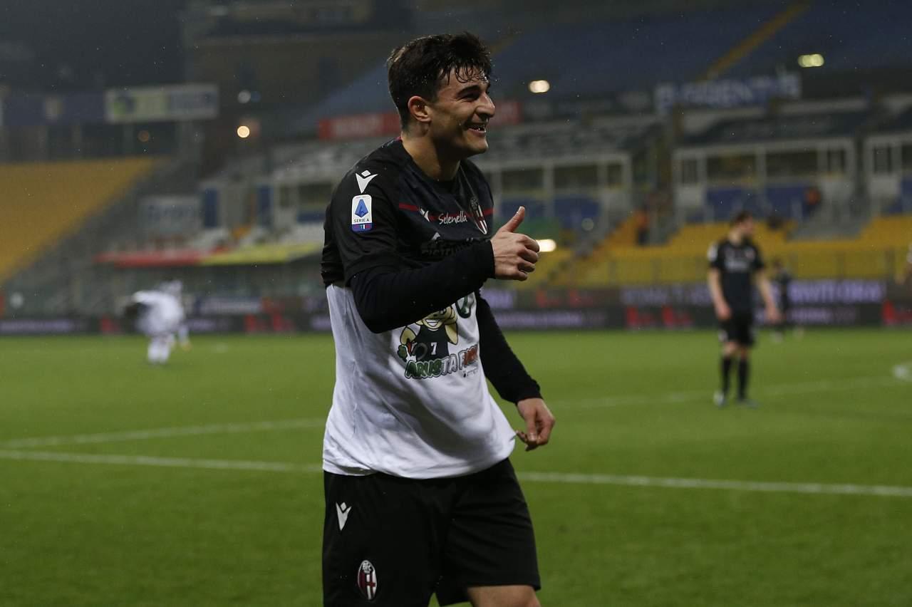 Calciomercato Milan, Orsolini e non solo | Due affari col Bologna