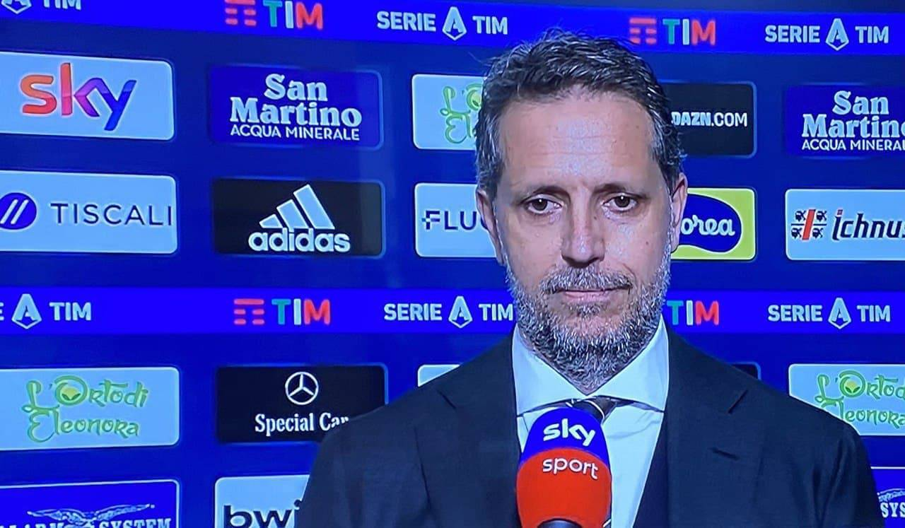 Paratici Juventus Cagliari
