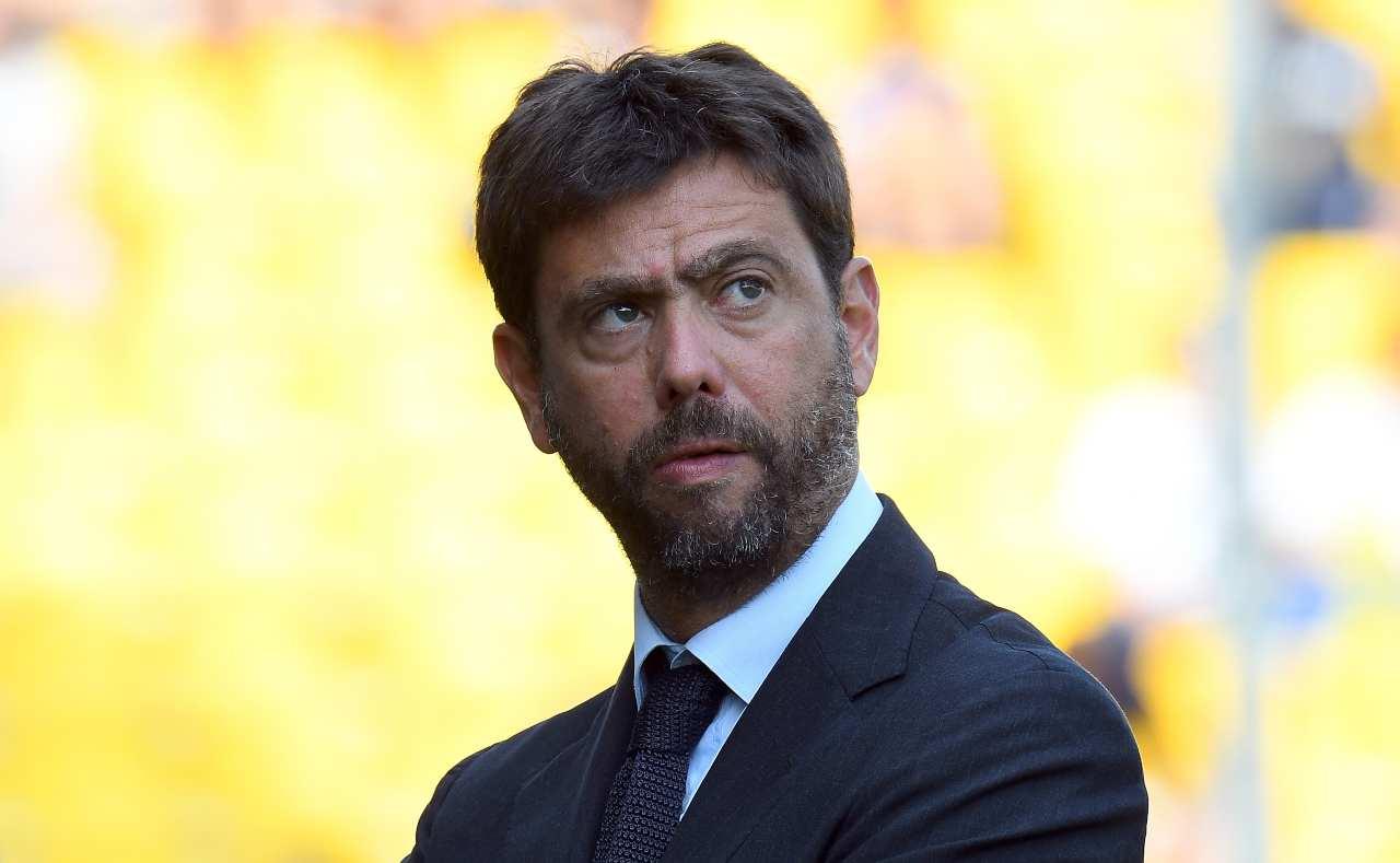 Calciomercato Juventus, Agnelli e il possibile assalto a de Ligt