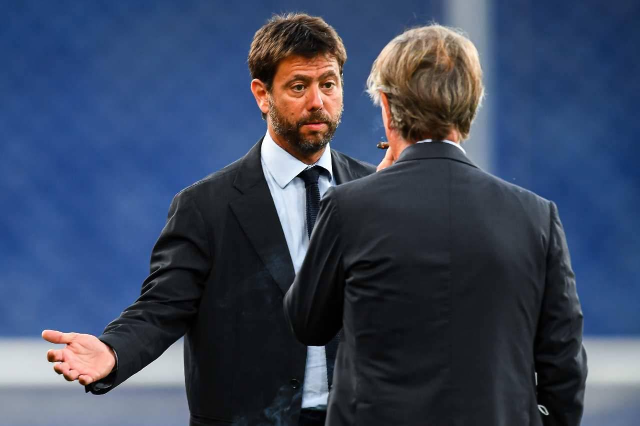Superlega Juventus Agnelli
