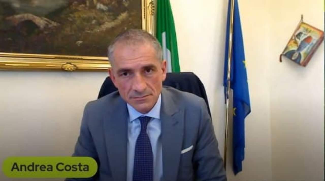 Italia Europei vaccini stadi pubblico Turchia Costa