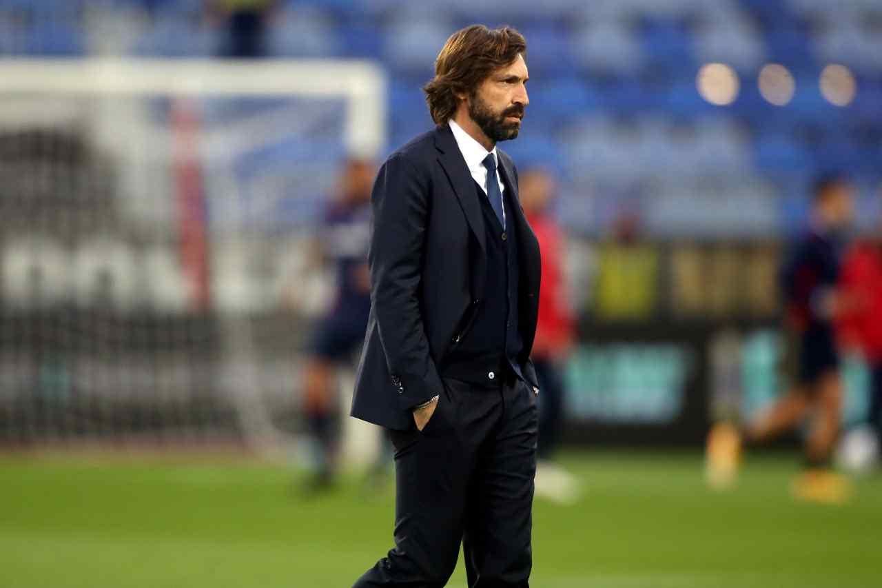 Juventus Allegri Pirlo Napoli Roma Bayern Monaco