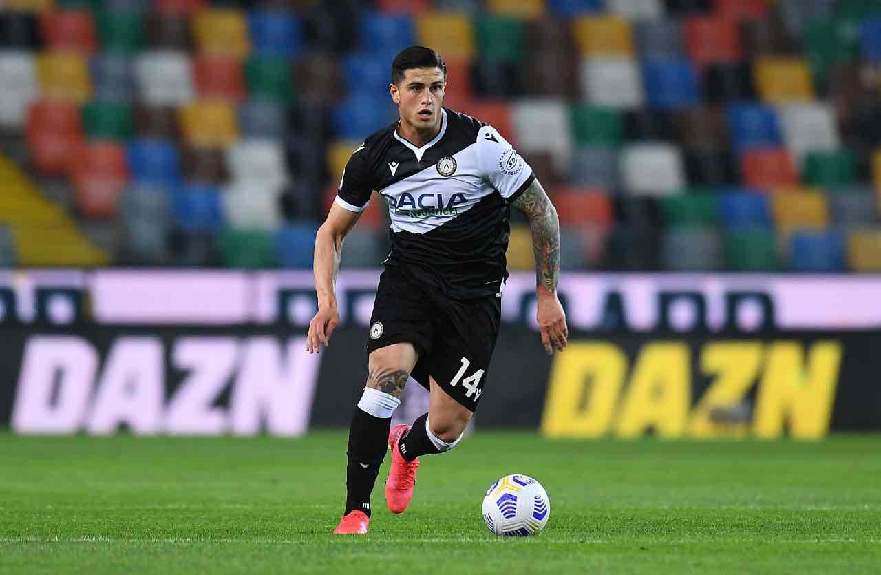 Bonifazi calciomercato Udinese