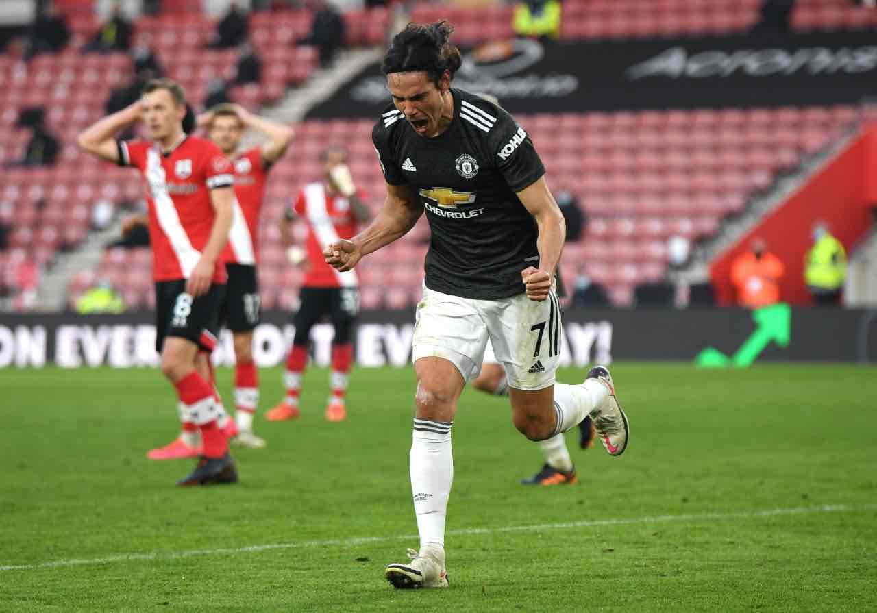 Cavani Manchester United