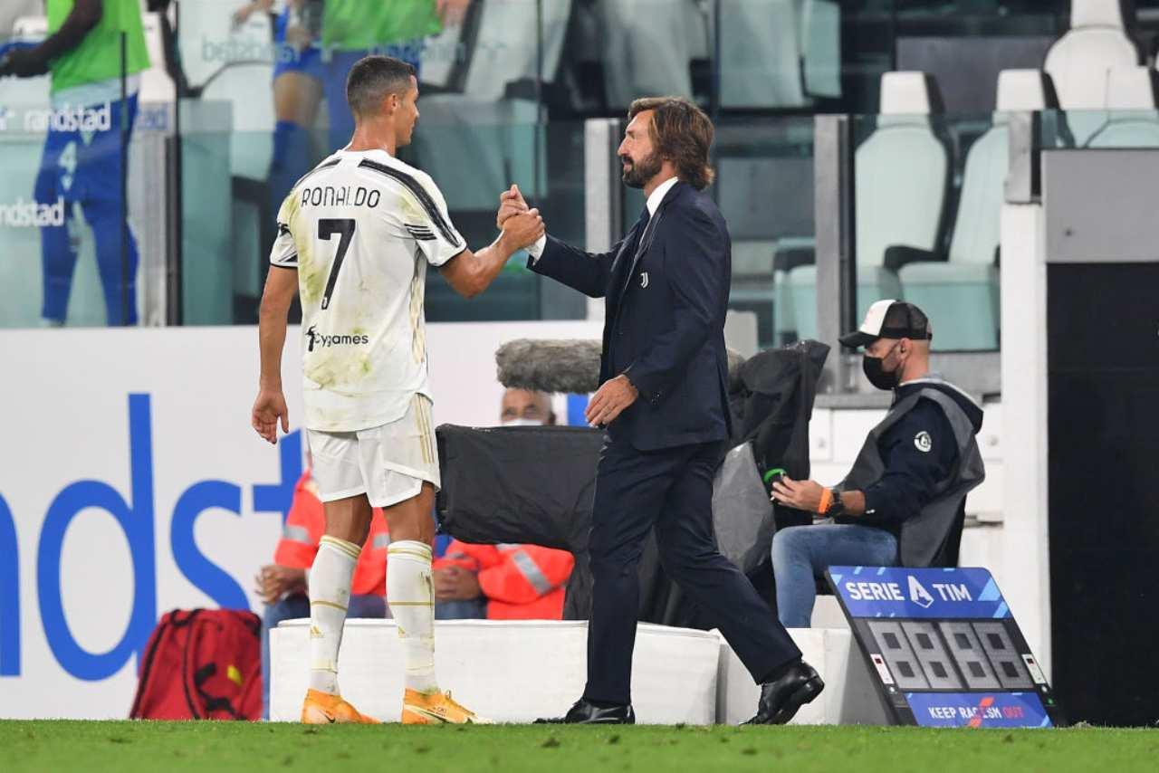 Juventus e Inter   Pirlo, Ronaldo e non solo: ESCLUSIVO Riccardo Cucchi