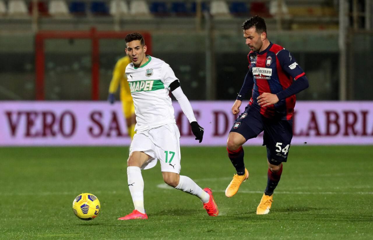 Calciomercato Milan, Muldur osservato speciale contro il Sassuolo