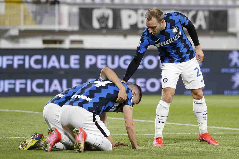 Juventus Parma Spezia Inter Cuadrado de Ligt