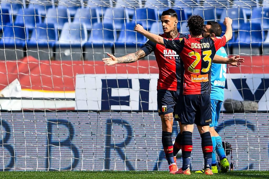 Inter, idea Scamacca
