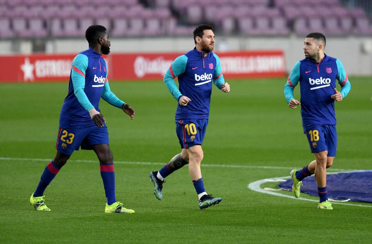 Calciomercato Inter, Umtiti addio al Barcellona