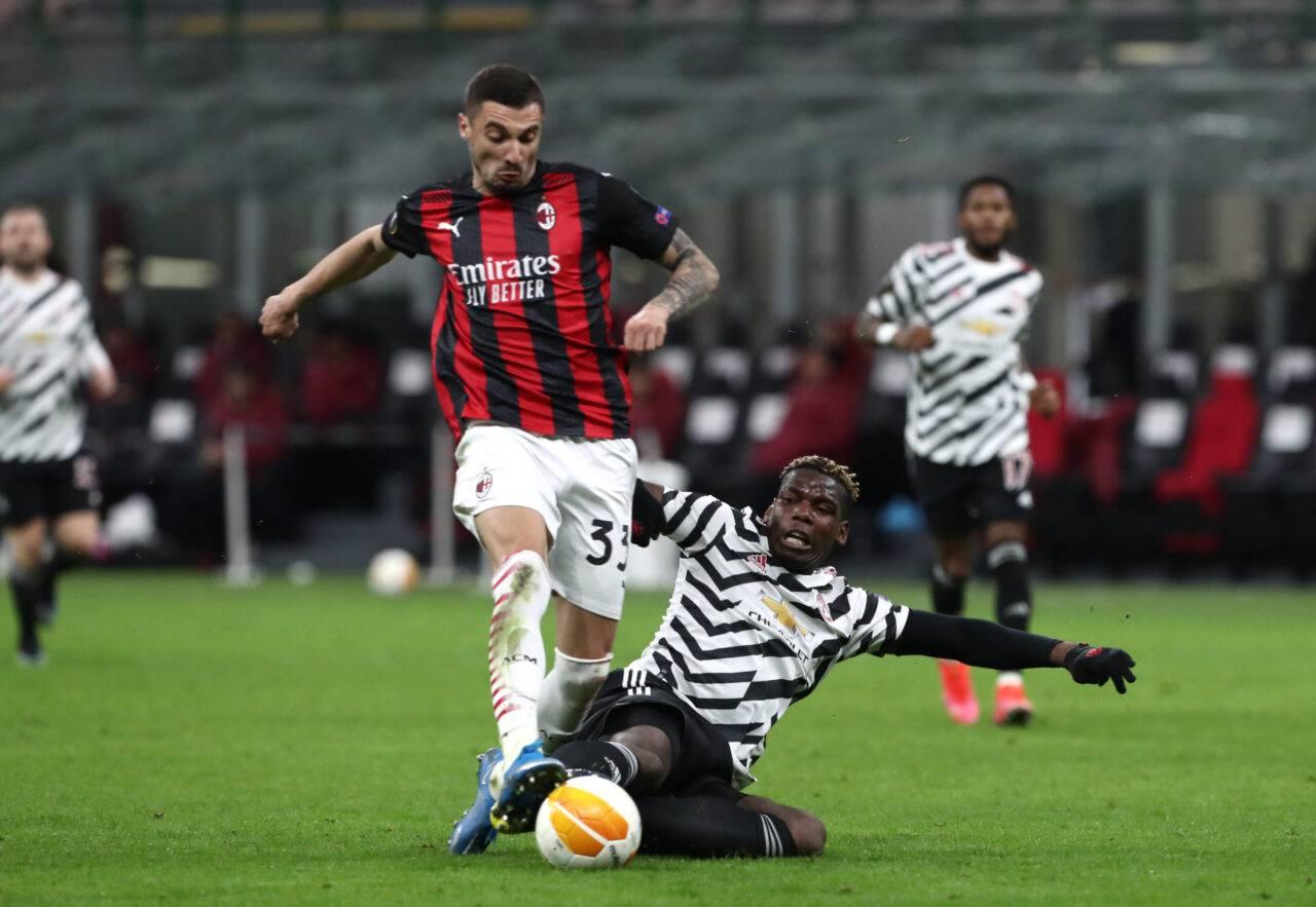 Calciomercato Milan Krunic Berardi Sassuolo