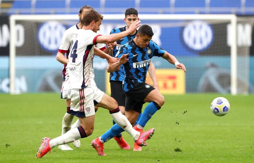 Inter, Alexis Sanchez delude