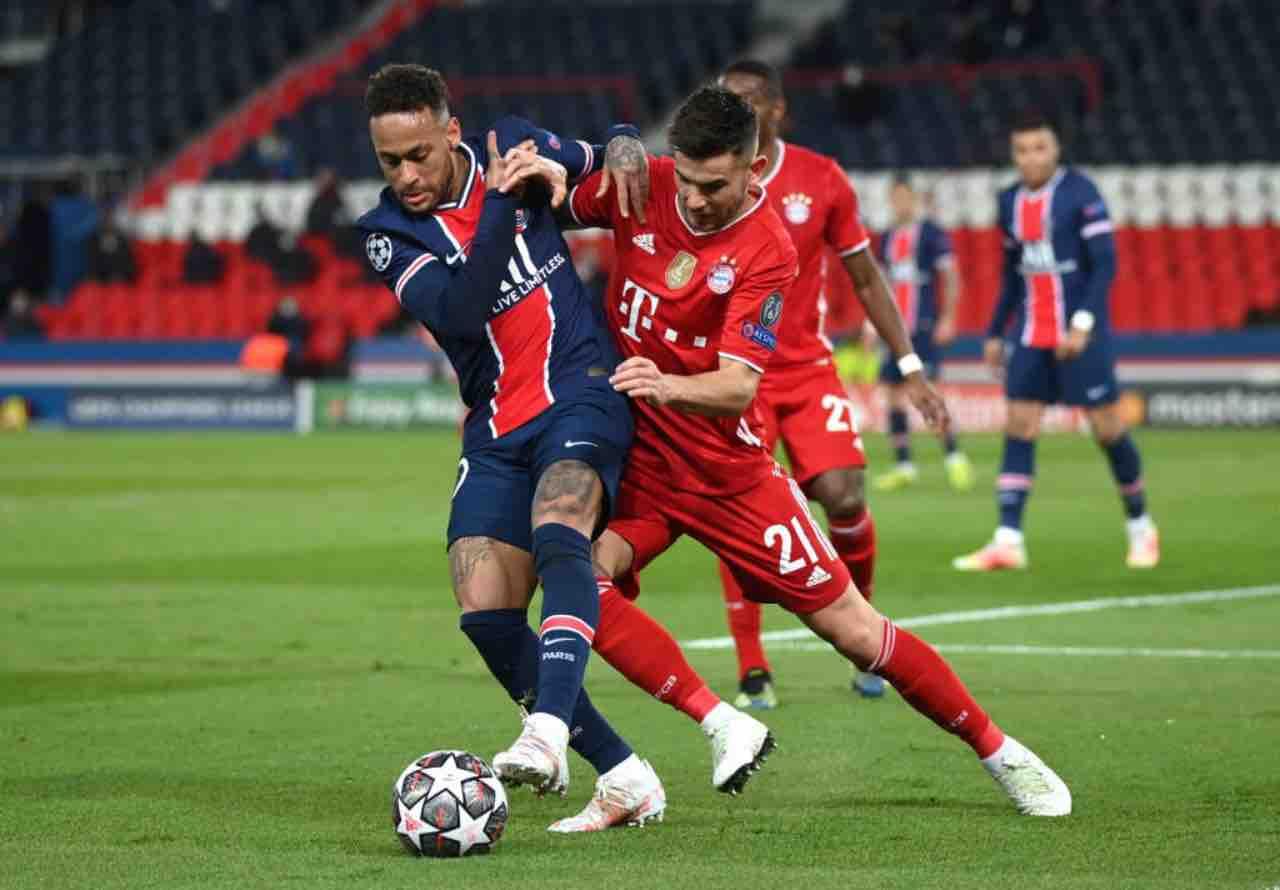 Psg Bayern Monaco