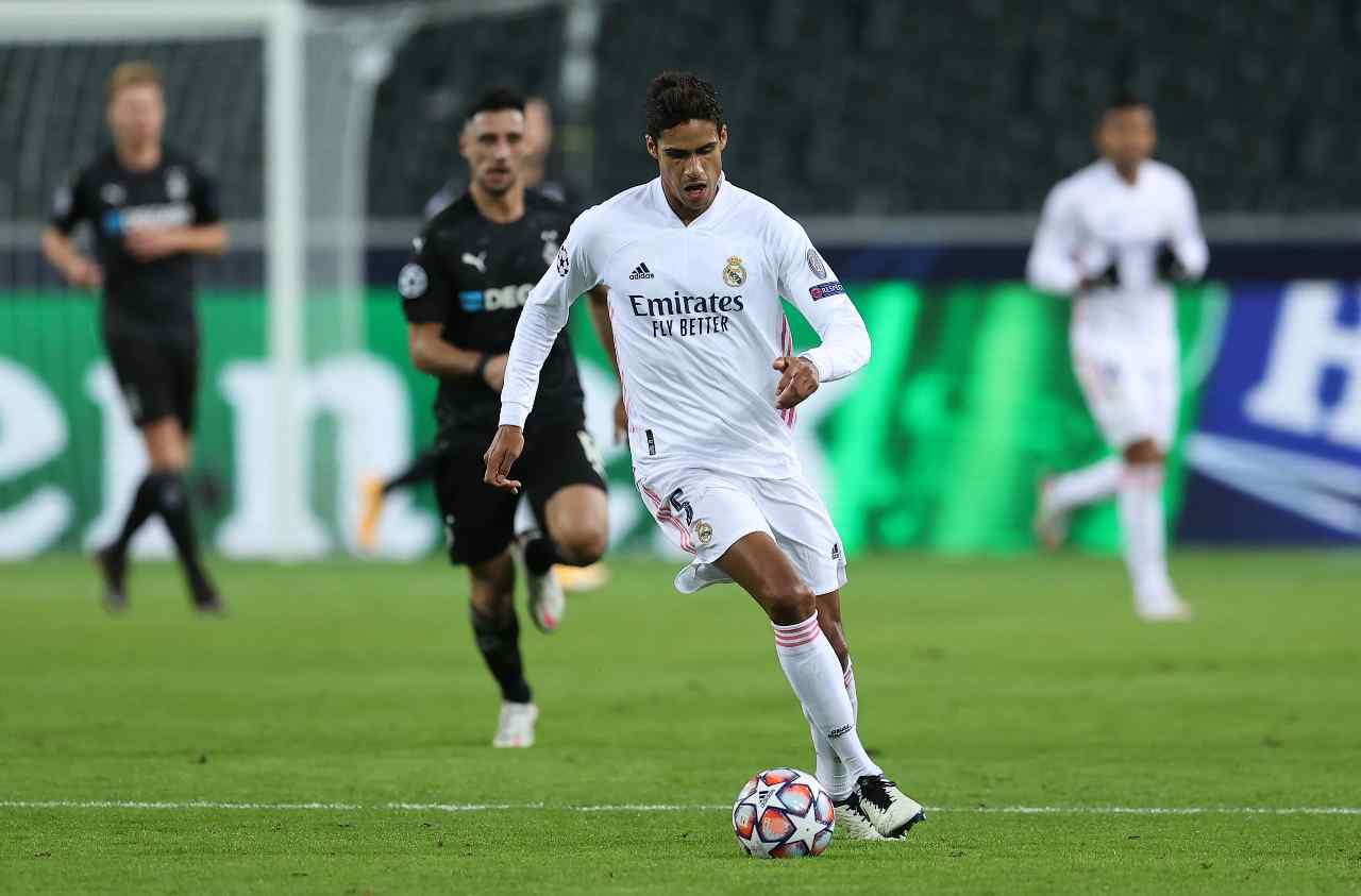 Juventus Varane