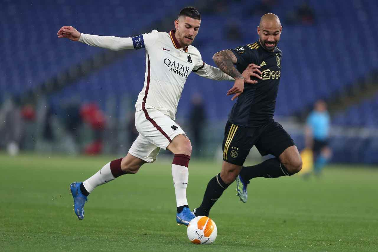 Roma Ajax Europa League
